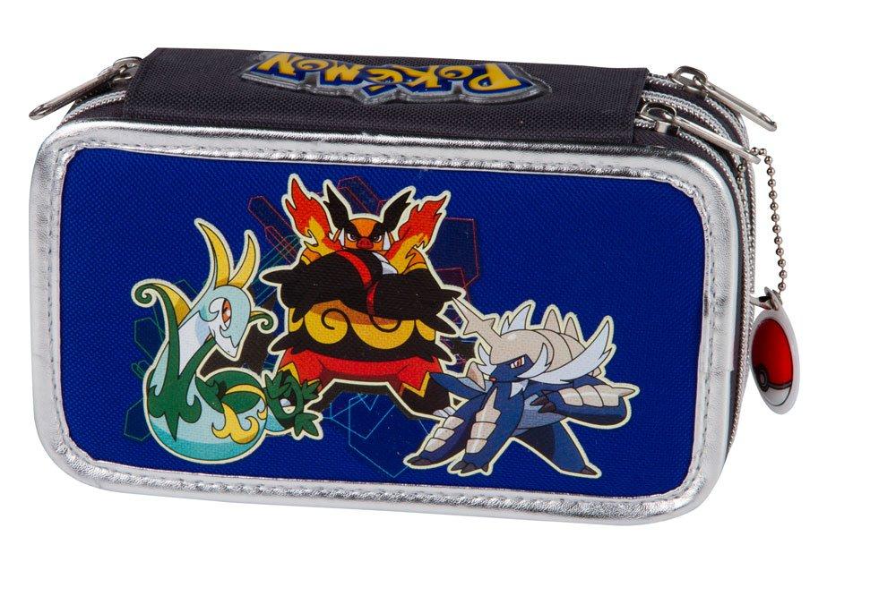 Giochi Preziosi – Auguri Preziosi 86004 Pokemon – Estuche de 3 Niveles