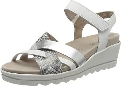 Gabor Comfort Basic, Sandali con Cinturino alla Caviglia Donna