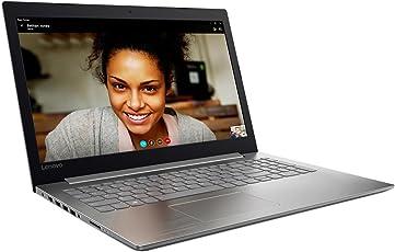 Lenovo 320-15AST Portatile con Display da 15.6'' HD TN AG, Processore AMD A9-9420, RAM 4 GB, HDD 500 GB, Scheda Grafica Integrata, Windows 10, Platinum Grey