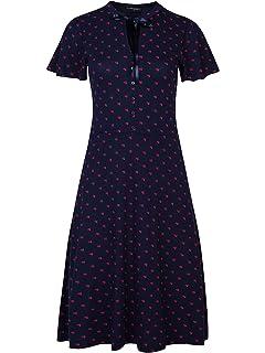 Vive Maria Seduit a Paris Dress Blau Allover