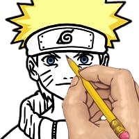 How to Draw: Naruto Manga Characters