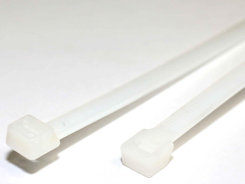 Rotek Kabelbinder 1.002mm (1m) lang, 12,5mm breit - Farbe: Schwarz ...