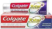 Colgate Total 12 Advanced Whitening Toothpaste, 75ml