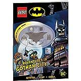 LEGO(R) Batman(TM): Adventures in Gotham City (Activity Book with Minifigure)