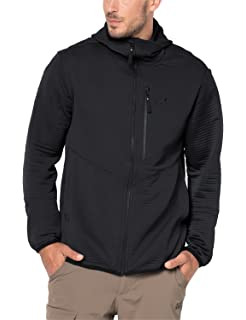 jack wolfskin herren modesto hooded jkt men