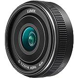Panasonic Camera Accy H-H014AE-K 14mm Lense (Black)