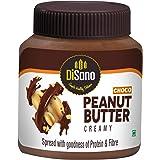 DiSano Choco Peanut Butter Creamy Bottle, 350 g