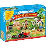 """Playmobil - Calendrier de l'Avent """"Animaux de la Ferme"""" - 70189"""