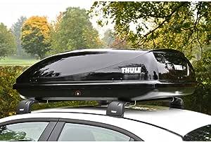 Thule Ocean 100 Autodachbox 360 Liter Kapazität Auto