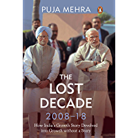 The Lost Decade (2008-18): How India's Growth Story Devolved into Growth Without a Story
