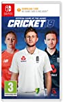 Cricket 19 - The Official Game of the Ashes - Nintendo Switch (Nintendo Switch)