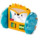 Fisher Price Play & Crawl Hedgehog Mirror, Crawl and Chase Toy