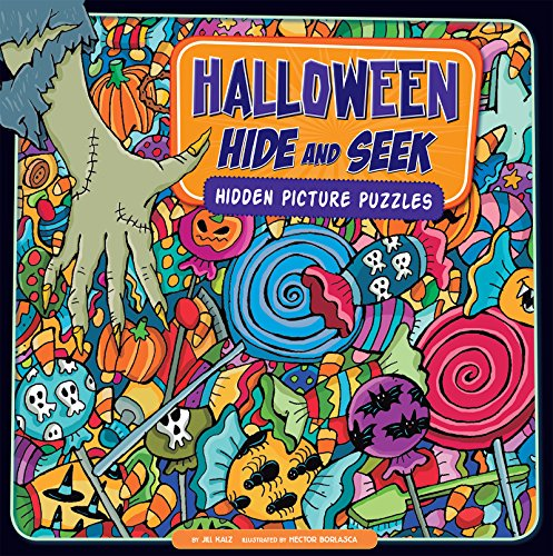 Halloween Hide and Seek (Seek It Out) (English Edition)