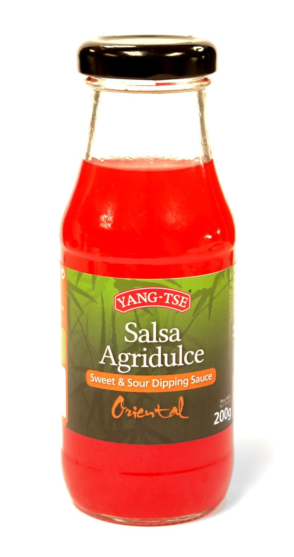 salsa-agridulce-vegana