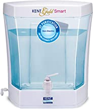 KENT Gold Smart 7-Litres Non-Electric UF Water Purifier,White