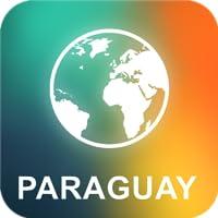 Paraguay Offline Karte