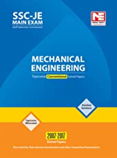 SSC JE: Mechanical Engineering - Topicwise Conventional Solved Papers