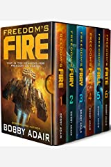 Freedom's Fire Box Set: The Complete Military Space Opera Series (Books 1-6) Kindle Edition