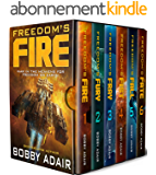 Freedom's Fire Box Set: The Complete Military Space Opera Series (Books 1-6) (English Edition)