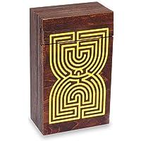 Logica Jeux Art. Coffret Labyrinthe - Casse-Tête en Bois - Coffret Secret - Difficultè 5/6 Incroyable - Collection…