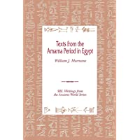 Texts from the Amarna Period in Egypt: 5 (Writings from the Ancient World. Society of Biblical Literat)