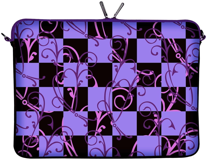Digittrade LS113-15 Purple Notebook Sleeve Laptop neopren case custodia portatile borsa involucro p