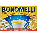 Bonomelli Camomilla Solubile con Miele e Arance, 80g