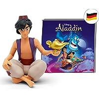 tonies Hörfiguren für Toniebox: Disney Hörspiel für Kinder Aladdin Figur - ca 60 Min. Spieldauer - ab 4 Jahre - DEUTSCH