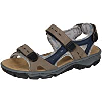 Rieker Women's 68872 Closed Toe Sandals