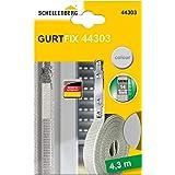 Schellenberg 44303 Band-fix reparatieset Vervang uw rolluik band zonder de rolluikkast te moeten openen, 14 mm breed, kleur b