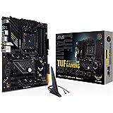 ASUS TUF GAMING B550-PLUS WIFI Carte m & egrave; re Intel B560 LGA 1200 ATX (PCIe 4.0, Gen4 M.2, 8 + 1 DrMOS, DDR4 5000, Wi-F