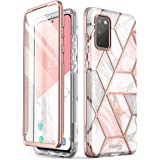 i-Blason Cosmo Series Designed for Samsung Galaxy S20 FE 5G Case (2020 Release), [Built-in Screen Protector] Slim Stylish Pro