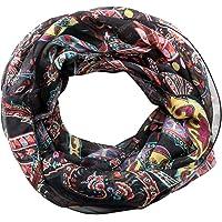 Silk Scarf Women Ladies 100% Silk Scarves Lightweight Elegant Gifts