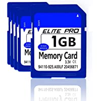 My TRIDEV 1GB SD Secure Digital Flash Memory Cards