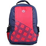 HP 4ZG32PA 15.6 inch Diamond Laptop Backpack  Red