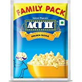 Act II Instant Golden Sizzle Popcorn, (90g + 30g Extra) 120g