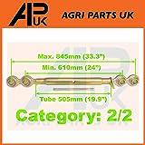 APUK Gearbox Starter Safety Isolation Switch fits Massey Ferguson 122 130 133 135 Tractor