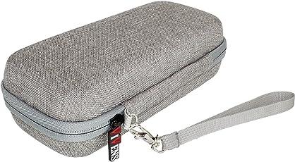 Hart Reise Tasche Case für Anker PowerCore+ 26800mAh/PowerCore 26800mAh Premium Externer Akku.Fits USB Kabel und USB Ladegerät von VIVENS