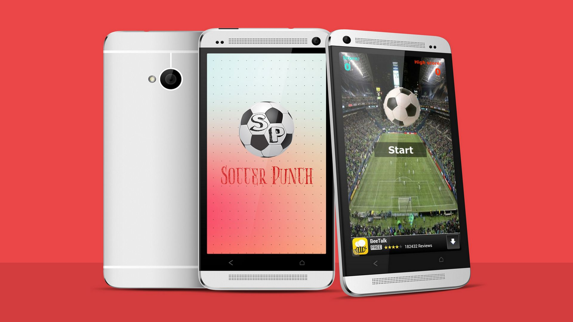 Soccer punch appstore for android for Why is it called a punch list