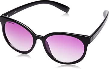 Fastrack Gradient Goggle Women's Sunglasses - (P381PK3F|60|Pink Color)