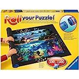 Ravensburger 17956 Roll your Puzzle!® 0-1500 bitar Pusselmatta - praktisk och enkel förvaring av pussel - perfekt pusselhjälp