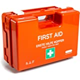 Trousse de premiers secours DIN 13157 orange (Trousse de premiers secours)