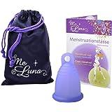 Me Luna Coupe menstruelle Sport, bague, bleu/violet, taille L