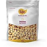 Life Nocciole Tostate Sgusciate Intere Fonte di Fosforo, Magnesio e Potassio, Frutta Secca, Snack Frutta Secca Ideale per la