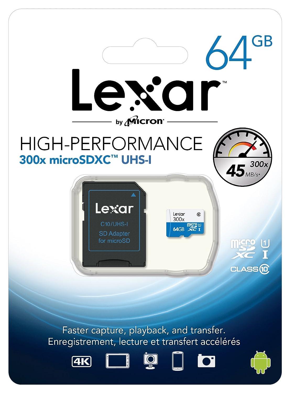 Lexar high performance 300x