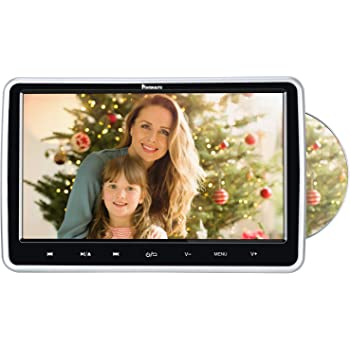 10 1 zoll auto monitor dvd player hd bildschirm amazon. Black Bedroom Furniture Sets. Home Design Ideas