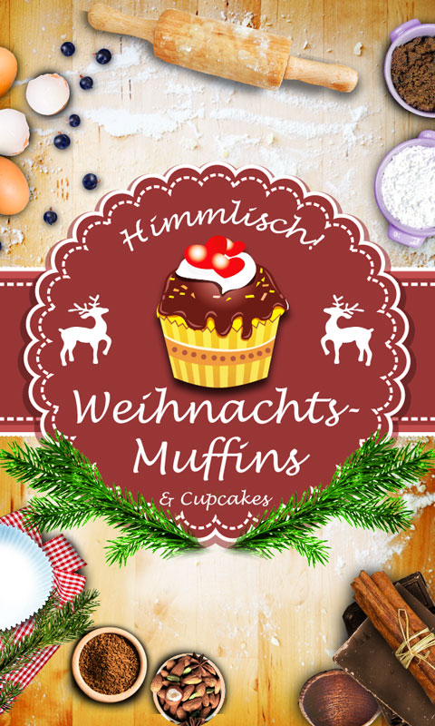 winter muffins weihnachts cupcakes mini kuchen. Black Bedroom Furniture Sets. Home Design Ideas