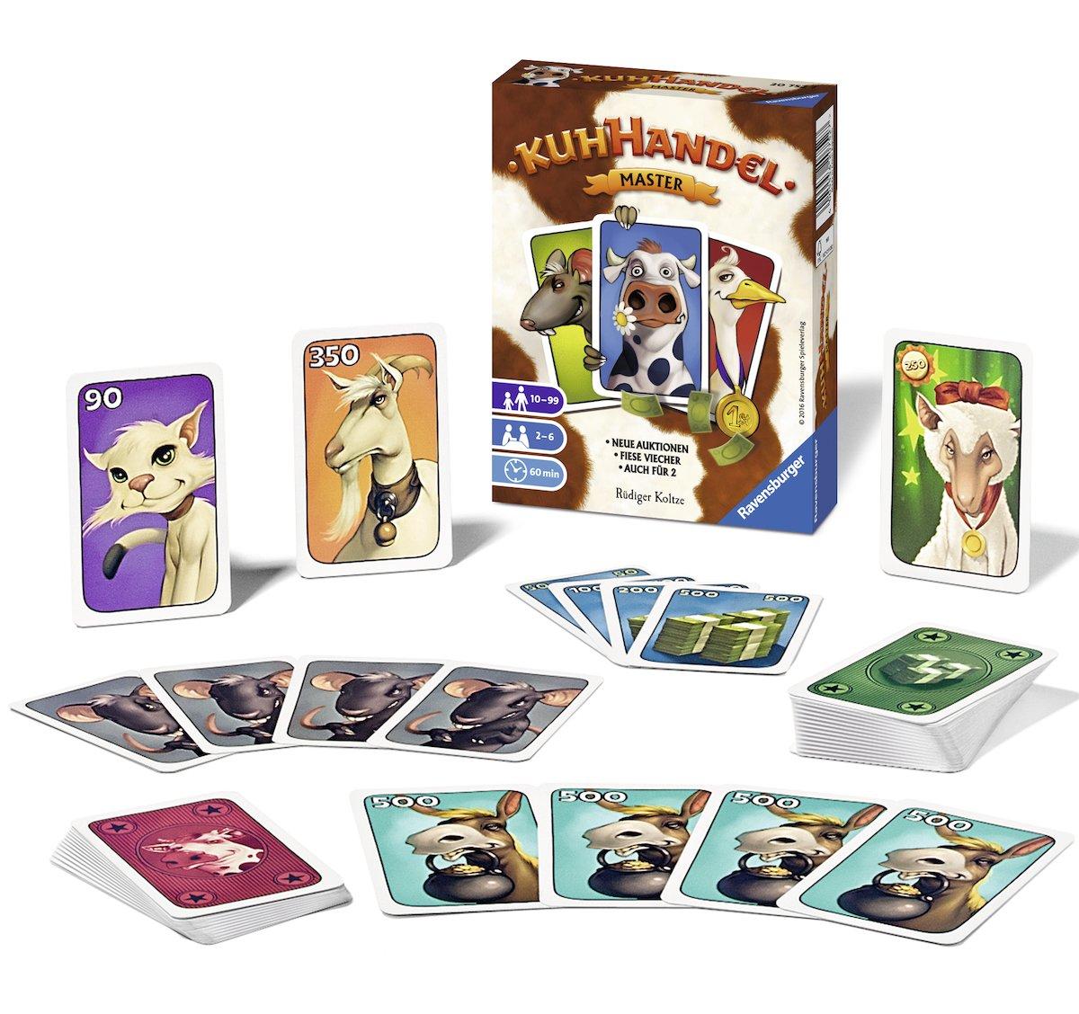 Ravensburger-Spiele-20752-Kuhhandel-Master-Kartenspiel