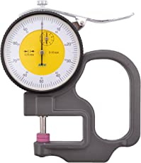 MGW Precision DTG01 Dial Thickness Gauge 10mm, Black