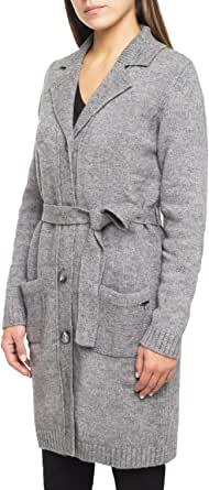 Nero Giardini A468800D Cappotto Da Donna In Maglia